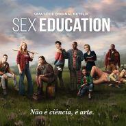 """""""Sex Education"""" é renovada para 3ª temporada e já estamos ansiosos para ver o futuro de Eric e Adam"""