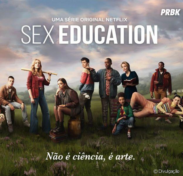 """""""Sex Education"""": 3ª temporada é confirmada pela Netflix"""