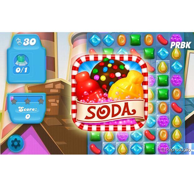"Aprenda a jogar ""Candy Crush Soda Saga"", a nova entrada da franquia"