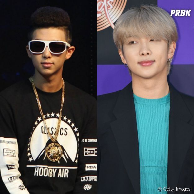 BTS: Kim Namjoon mudou bastante, né?