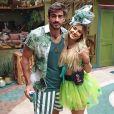 """""""BBB20"""": Bianca Andrade fazia parte de um triângulo amoroso com Guilherme e sua namorada na casa, Gabi"""