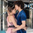 """""""Elite"""": Lucrecia (Danna Paola) e Valerio (Jorge Lopez) são muito impactados pelos acontecimentos da 3ª temporada"""
