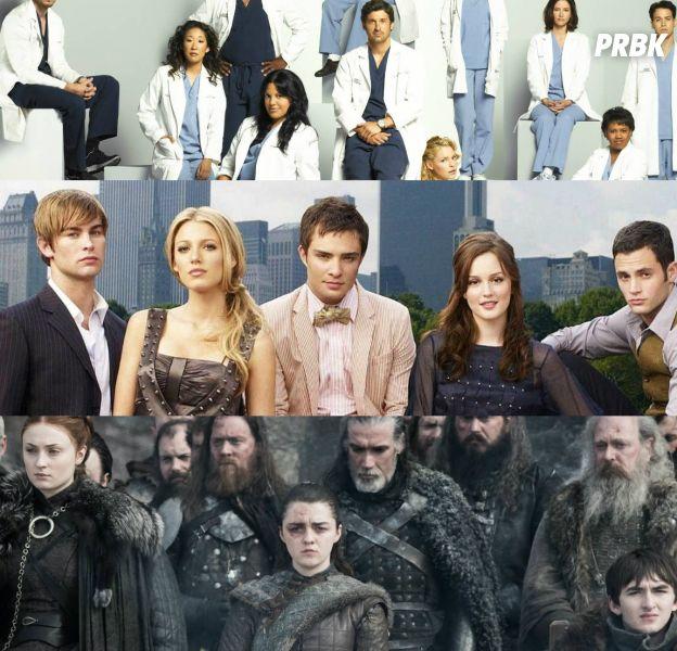 """""""Grey's Anatomy"""", """"Gossip Girl"""", """"Game of Thrones"""" e mais: 28 séries com mais de cinco temporadas para você assistir durante a quarentena"""