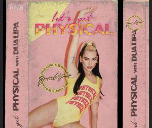 """""""Physical"""" foi a escolha de Dua Lipa pra ser o 2º single do """"Future Nostalgia"""""""