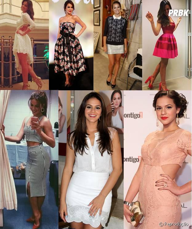 Bruna Marquezine: Conheça os melhores looks da atriz!