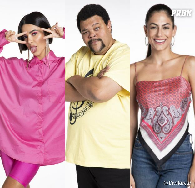 """""""BBB20"""": Manu, Babu ou Mari? Vote em quem você quer eliminar nesta terça (21)"""