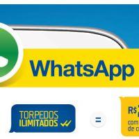 Whatsapp terá uso ilimitado em novo plano de internet da TIM
