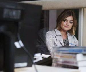 """Pretty Little Liars"": Lucy Hale admite que roubou item do set"
