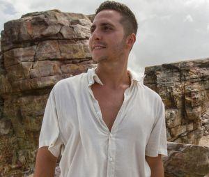 """""""De Férias com o Ex Brasil"""", 6ª temporada: Matheus Crivella, o Novinho, tentou seu o primeiro a fazer pegação no reality show, mas não conseguiu"""