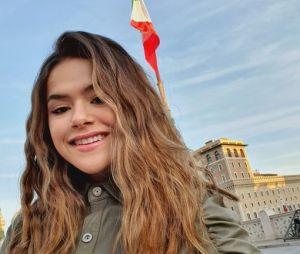 Maisa reclama no Twitter sobre site que aumentou informação que ela compartilhou no Twitter