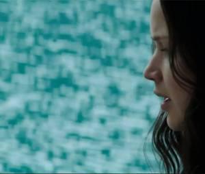 Trilha de Jogos vorazes da voz de Katniss
