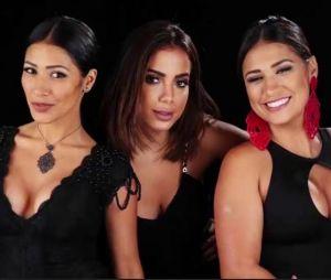 """Apesar de """"Loka"""" ser um hit, Anitta e a dupla Simone & Simaria não se falam mais"""