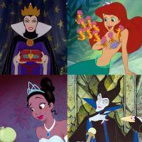 Qual mistura de vilã e princesa da Disney você é? Faça o quiz e descubra