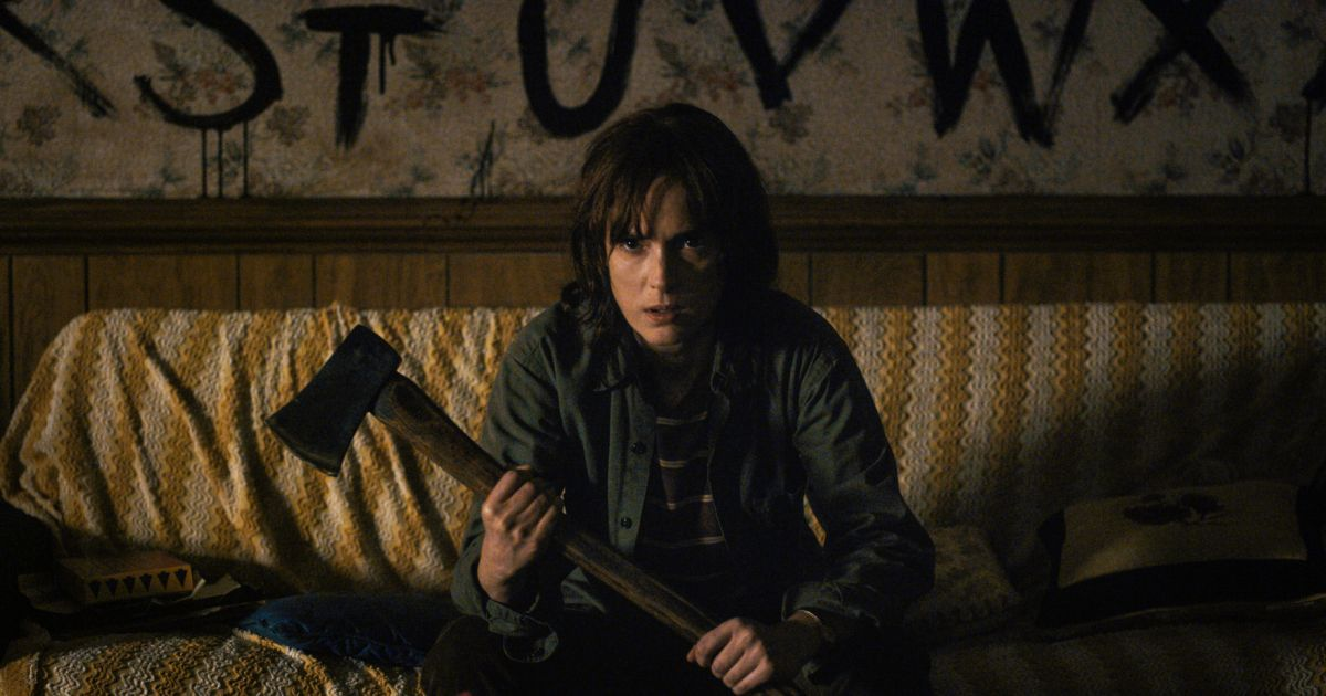 Stranger Things: Joyce (Winona Ryder) é uma das personagens mais amadas da  série - Purebreak