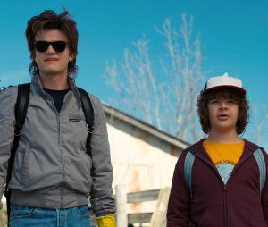 """""""Stranger Things"""": quem não ama a parceria de Steve (Joe Keery) e Dustin (Gaten Matarazzo)?"""