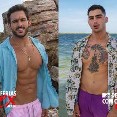 """Hadad ou Baby, quem é o melhor boy da 6ª temporada do """"De Férias com o Ex Brasil""""?"""