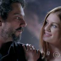 """Novela """"Império"""": José Alfredo e Maria Isis fazem as pazes no Ano Novo!"""