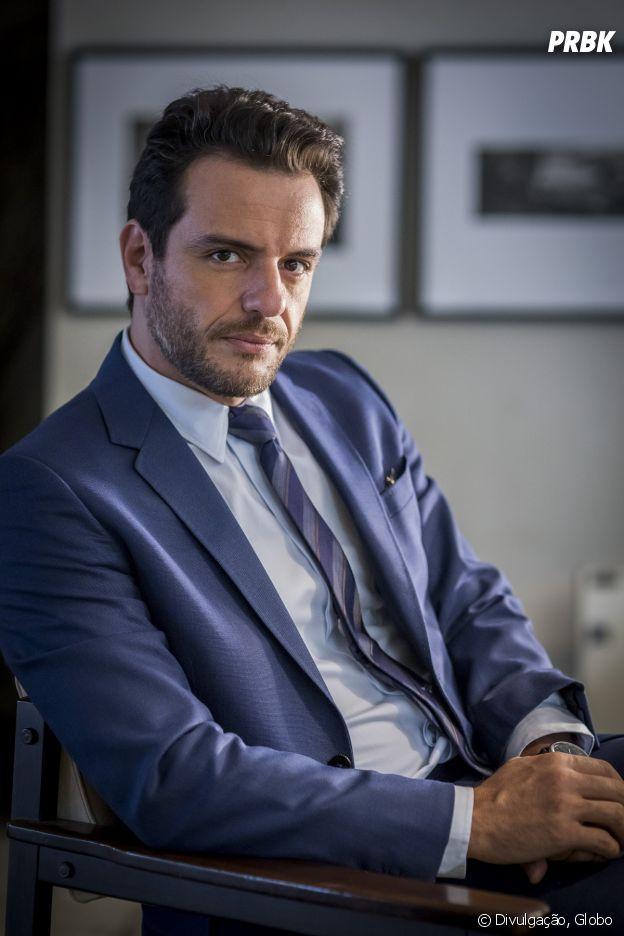 """""""Verdades Secretas 2"""": como estará Alex (Rodrigo Lombardi)?"""