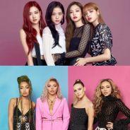 Quiz: qual mistura de integrantes do BLACKPINK e Little Mix você é?