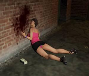 """Prostitutas assassinadas em """"GTA 5"""""""