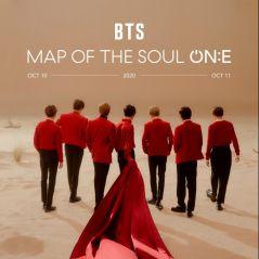 "BTS anuncia shows presenciais e online para outubro! Saiba mais sobre ""MAP OF THE SOUL ON:E"""