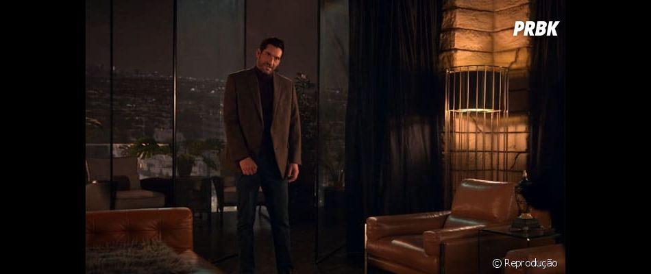 """""""Lucifer"""": segunda parte da 5ª temporada deve focar na relação de Lucifer e Deus"""