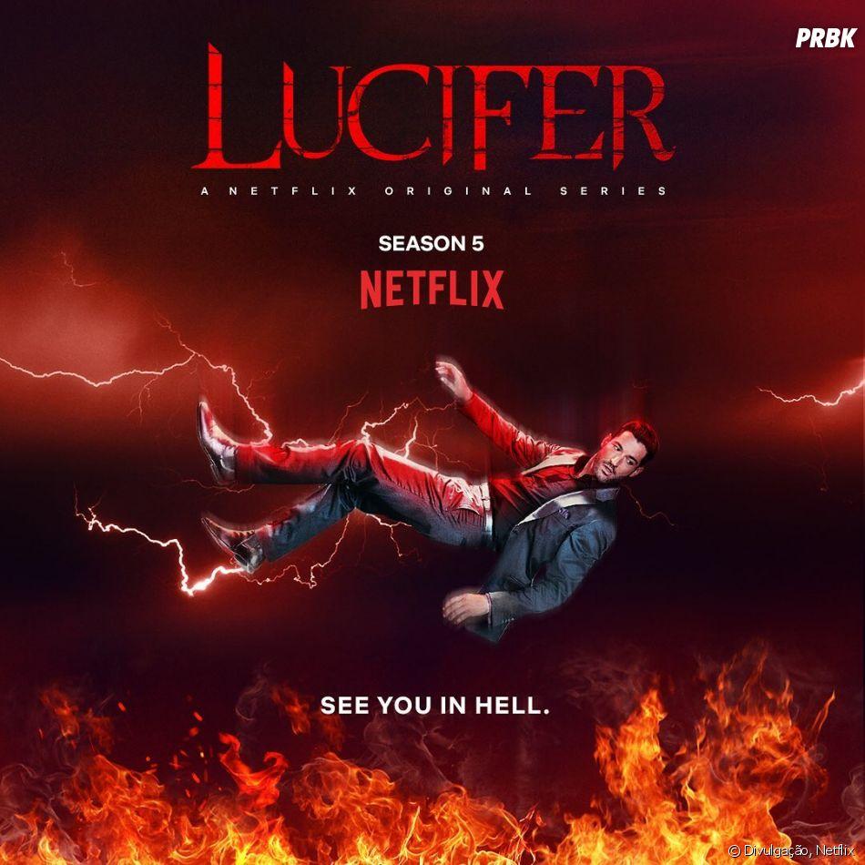 """Lucifer"": 5ª temporada trouxe beleza de Tom Ellis duplicada"