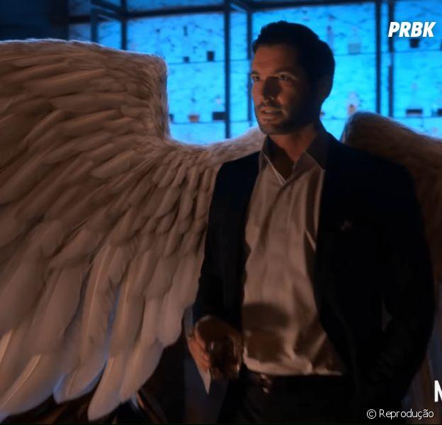 """Quiz """"Lucifer"""": você sabe diferenciar o Lucifer e o Michael nestas cenas?"""