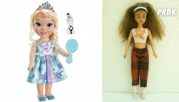 Elsa e Ana já esgotaram em todas as lojas