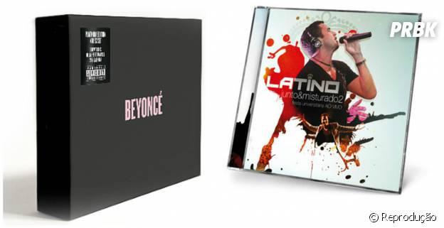 "A cantora acabou de relançar o álbum ""Beyoncé Platinun Edition"""