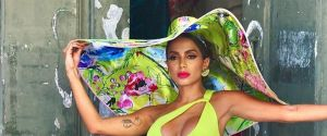 Você saberia dizer qual é o feat. da Anitta só pelo trecho da música? Prove neste quiz