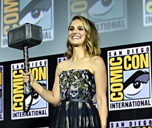 """""""Thor: Amor e Trovão"""": Natalie Portman fala sobre importância de sua heroína para meninos jovens"""