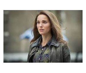 Natalie Portman está contente de interpretar a Poderosa Thor