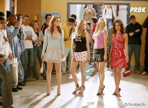 """""""Meninas Malvadas"""" conta com Lindsay Lohan no elenco e é um grande sucesso teen"""