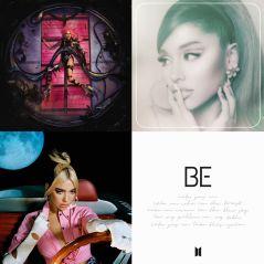 Responda este teste e diremos qual álbum lançado em 2020 definiu o seu ano!