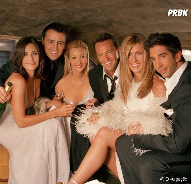 """Quiz """"Friends"""": descubra qual título de episódio melhor define sua vida amorosa"""
