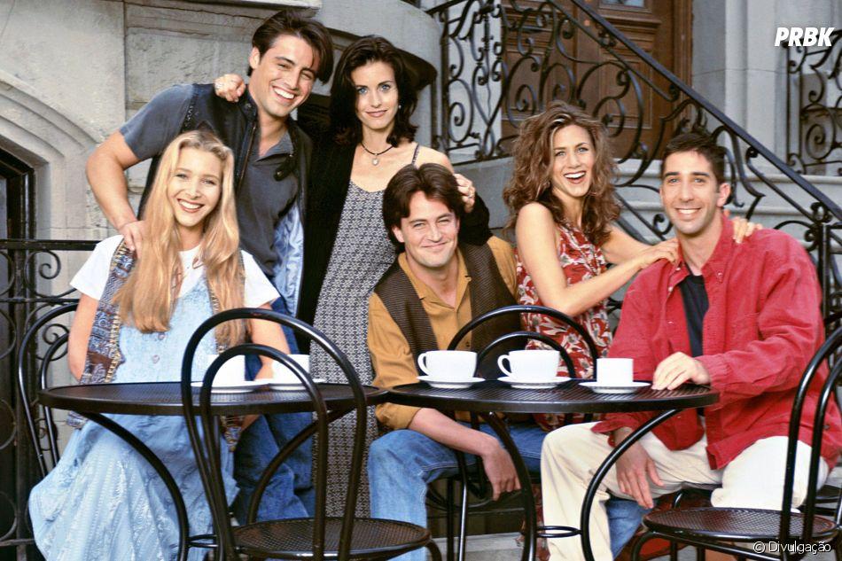 "Este quiz vai dizer qual título de episódio de ""Friends"" resume sua vida amorosa"