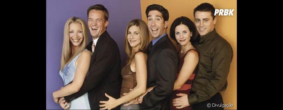 """""""Friends"""" vai deixar Netflix"""