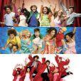 """Quiz """"High School Musical"""": todo mundo é a mistura de uma música romântica e animada do filme"""