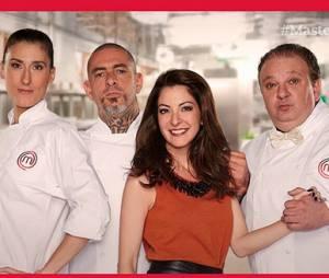 """MasterChef Brasil"":Paola Carosella deixa reality show da Band"