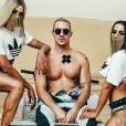 """Anitta, Pabllo Vittar e Major Lazer no clipe de """"Sua Cara"""""""
