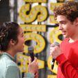 """Com Olivia Rodrigo, assista o vídeo promocional da segunda temporada de """"High School Musical: The Musical: The Series"""""""
