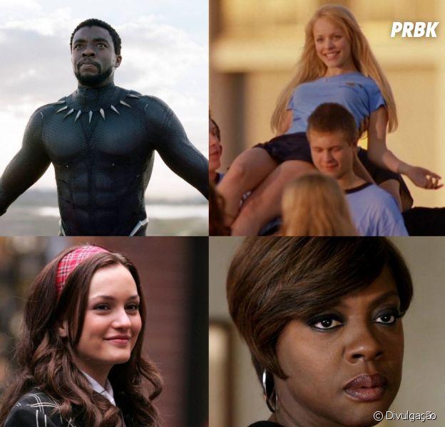 Escolha quais dentre estes personagens icônicos se salvam ou deixam de existir!