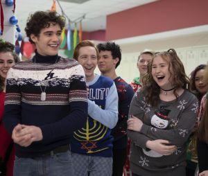 """Na próxima temporada de """"High School Musical: A Série: O Musical"""", os alunos de East High entrarão em uma competição"""