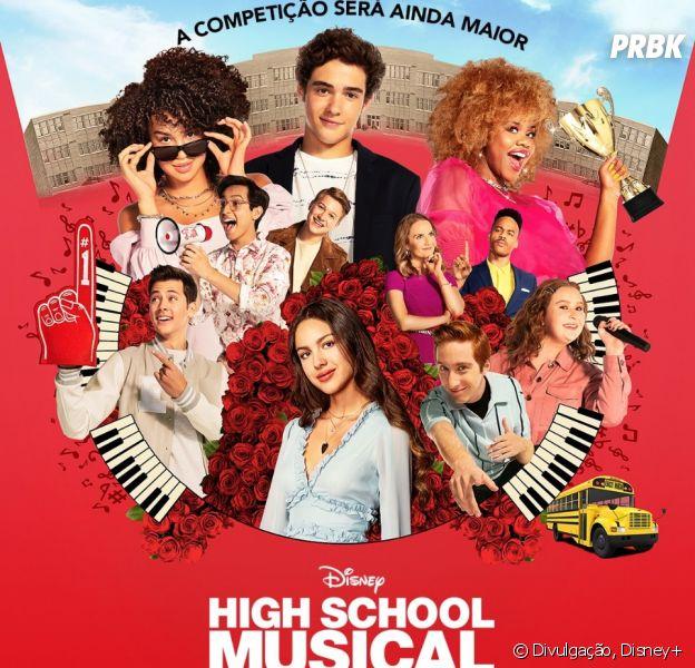 """Segunda temporada de """"High School Musical: The Musical: The Series"""" ganha fotos e trailer. Confira!"""
