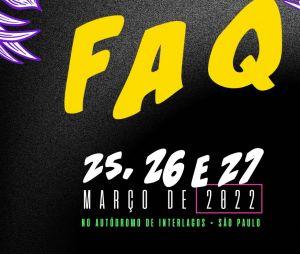 Lollapalooza Brasil 2022: festival acontecerá nos dias 25, 26 e 27 de março de 2022