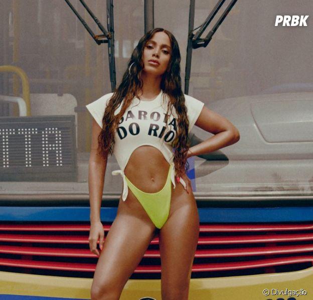 """Anitta em """"Girl From Rio"""": o que podemos esperar do novo álbum?"""