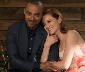 """""""Grey's Anatomy"""": roteiristas dão final satisfatório para Jackson (Jesse Williams) e April (Sarah Drew) na 17ª temporada"""