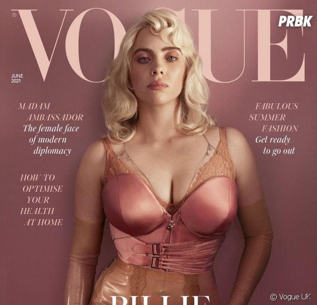 Billie Eilish comenta repercussão sobre o seu ensaio para a Vogue UK