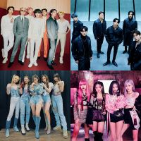 Você só pode salvar um destes grupos de K-Pop e o resto não existirá mais